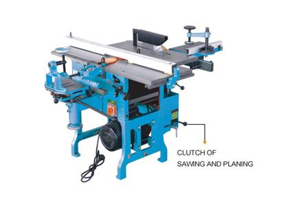 Multi-use Woodworking Machine MQ442D