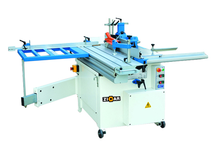 Combined sliding table saw MJX6115G