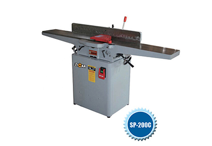 Surface planer/Jointer SP200C