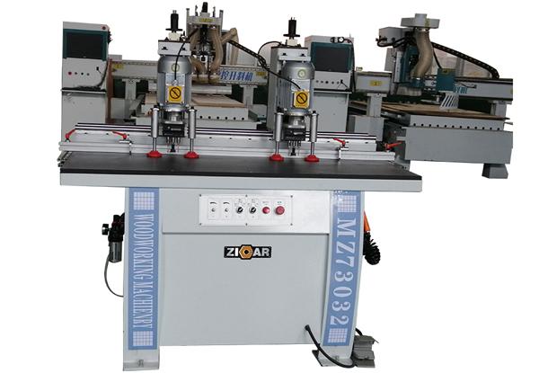 Vertical hinge drilling machine MZ73032