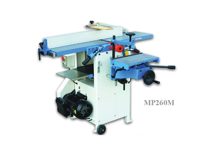 Combined Planer Thicknesser MP260M