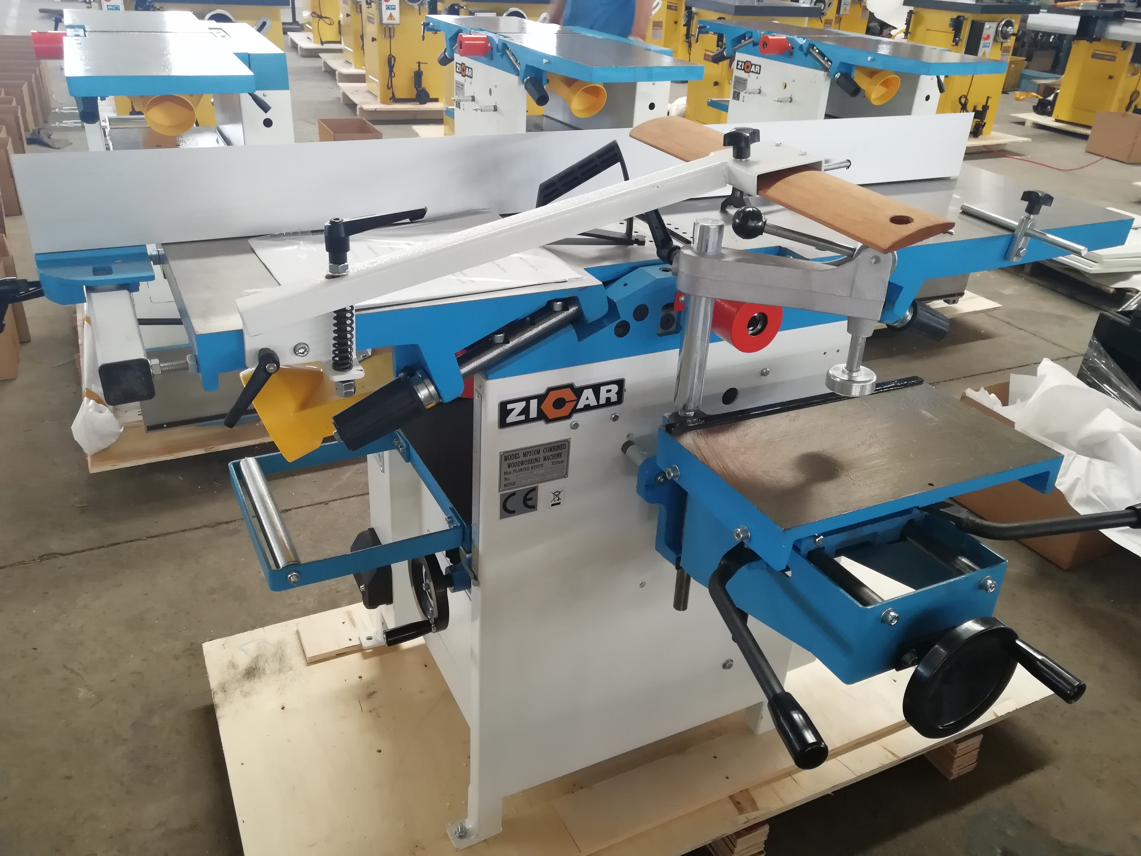 Combined Planer Thicknesser MP310M