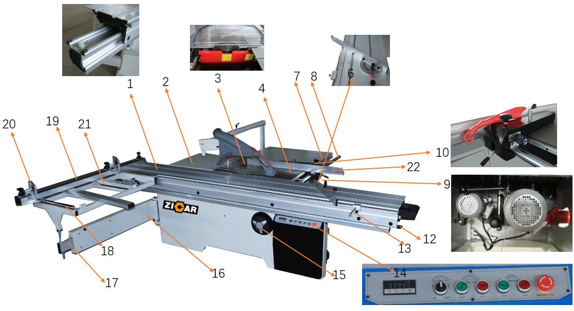 MJ6132YIA-precision-panel-saw-introduce