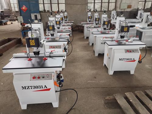 Vertical hinge drilling machine MZ73031