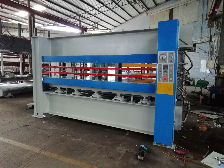 Hot Press Machine JY38410A×120