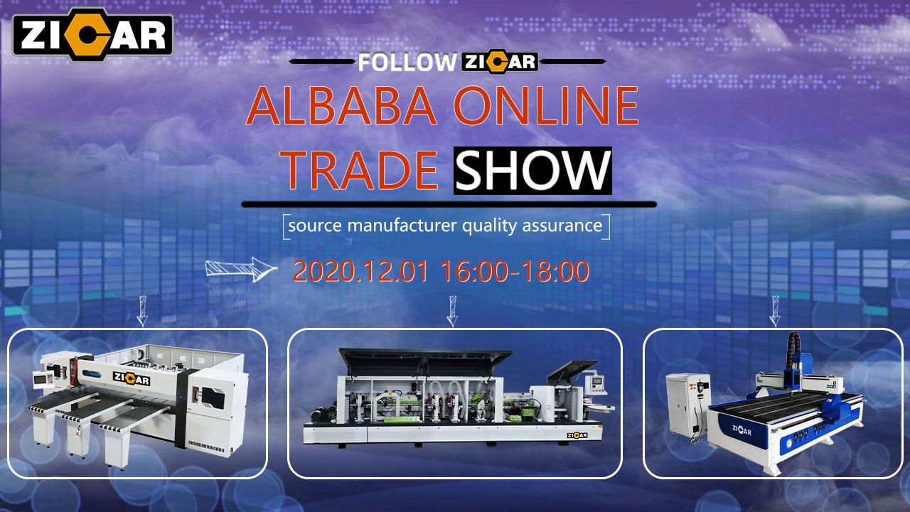 Zicar 2020-12-01 Alibaba live show