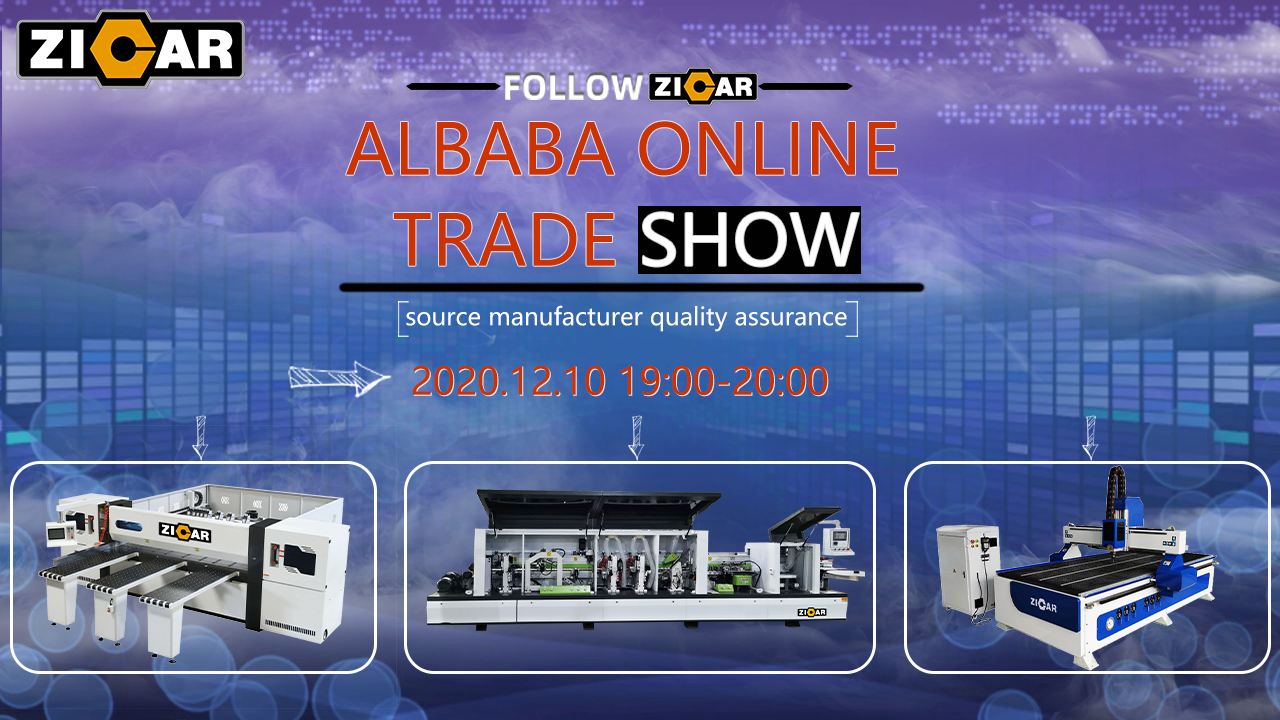 Zicar 2020-12-10 Alibaba live show